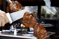 Brazilian Picanha Royalty Free Stock Images
