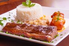 Brazilian Picanha Steak Stock Image