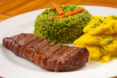 Brazilian Picanha Steak Stock Photos