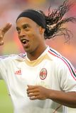 Brazilian player Ronaldinho Royalty Free Stock Image