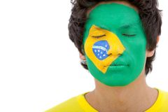 Brazilian portrait Stock Photos