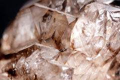 Brazilian quartz sample Royalty Free Stock Photos