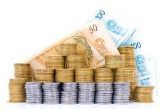 Brazilian Real Stock Photo