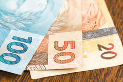 Brazilian Real Royalty Free Stock Images