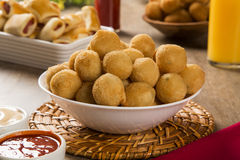 Brazilian snack. Royalty Free Stock Photos