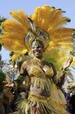 Brazilian Street Carnaval Stock Photography