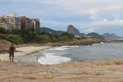 Brazilian summer weather Royalty Free Stock Photography