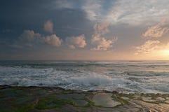 Brazil Sunrise Stock Photo