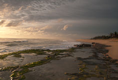 Brazilian Sunrise Stock Photo