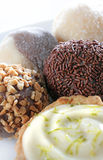 BRAZILIAN SWEETS Stock Photography