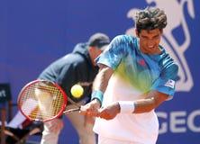Brazilian tennis player Thomaz Bellucci Stock Photo
