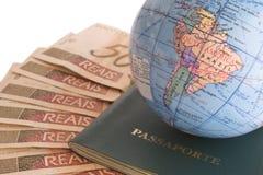 Brazilian travel Royalty Free Stock Image