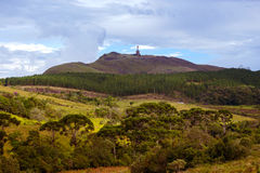Brazilian tropical landscape Stock Image