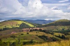 Brazilian tropical landscape Stock Photos