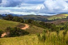 Brazilian tropical landscape Royalty Free Stock Photo