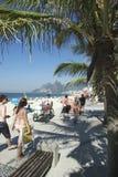 Brazilian Women Ipanema Beach Rio de Janeiro Royalty Free Stock Photo