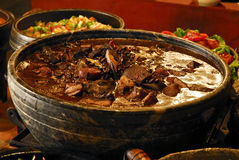 Brazillian Feijoada Royalty Free Stock Image