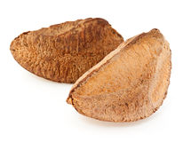 Brazilnuts Stock Photography