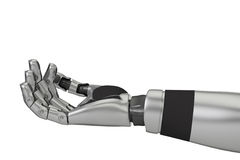 Brazo del robot Imagen de archivo