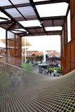 Brazylia pawilonu expo Mediolan 2015 Włochy Zdjęcie Royalty Free