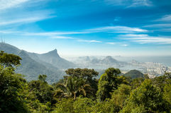 Brazylia Rio de Janeiro Obraz Royalty Free