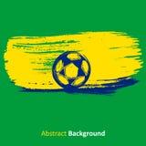 Brazylia tło Zdjęcie Stock