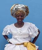 Brazylijska Afrykańska kultura Zdjęcie Royalty Free