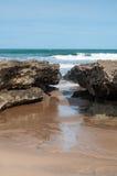 brazylijska linia brzegowa Obraz Stock