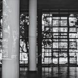 Brazylijski modernizm Zdjęcie Royalty Free