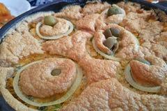 Brazylijski Wielkanocny Rybi naczynie zdjęcie royalty free