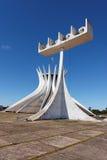 Brazylijskie brasilia katedry Fotografia Royalty Free
