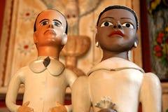 brazylijskie lalki. Fotografia Royalty Free