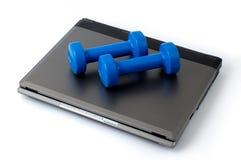 bärbar dator 2 Arkivbild