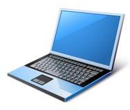 bärbar dator Royaltyfria Foton