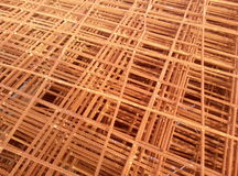 BRC Welded Wire Mesh Stock Photography