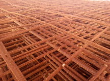 BRC Welded Wire Mesh Royalty Free Stock Image