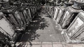 Brck trappa, upp, ner Fotografering för Bildbyråer