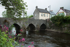 Brücke über dem Boyne, Ordnung, Irland Lizenzfreie Stockfotos