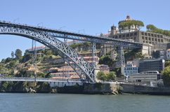 Brücke Don Luis Lizenzfreie Stockbilder