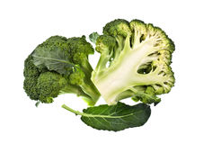 Brócolis Fotografia de Stock