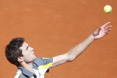 BRD öffnen 2013 aussondert Halbfinale: Lukasz Rosol-Gill stockfoto