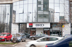BRD bank branch Stock Photography