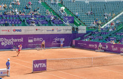 BRD Bucharest OPEN - Day 7- Quarter-finals  - 11.07.2014 Stock Photos