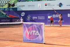 BRD Bucharest Open 2015 Royalty Free Stock Photo