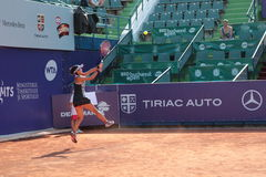 BRD Bucharest Open 2015 Royalty Free Stock Photos
