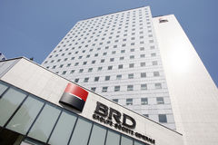 BRD Groupe Societe Generale GSG headquarters stock photo