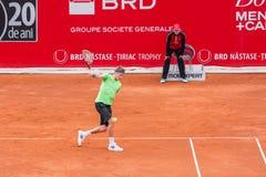BRD Nastase Tiriac trofeum 2015 - kwalifikacja Obrazy Stock