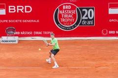 BRD Nastase Tiriac trofeum 2015 - kwalifikacja Zdjęcie Stock