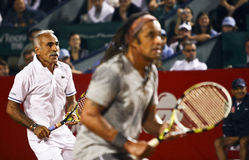 BRD Nastase Tiriac Trophy Charity Match Stock Image
