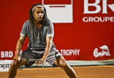 BRD Nastase Tiriac Trophy Charity Match Stock Photo